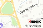 Схема проезда до компании Энергия в Донецке