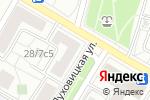 Схема проезда до компании Агросистемприбор в Москве