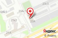 Схема проезда до компании Производственно-Коммерческая Фирма «Черкизово» в Москве