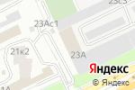 Схема проезда до компании Скай Фаворит в Москве