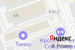 Схема проезда до компании Гелиус в Москве