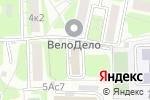 Схема проезда до компании ГИДРОМАШСЕРВИС в Москве