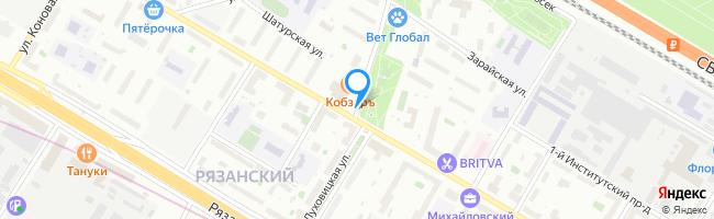 Луховицкая улица