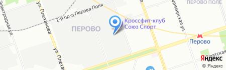 FundStroy на карте Москвы