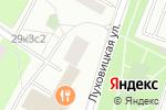 Схема проезда до компании ВВ-клиника в Москве