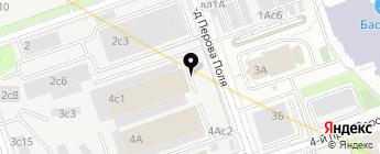 MotoPerovo на карте Москвы