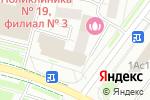 Схема проезда до компании Два сапога пара в Москве