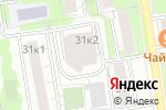 Схема проезда до компании Московская служба психологической помощи населению в Москве