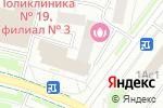 Схема проезда до компании ТИТАН СБ в Москве