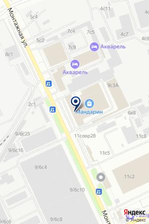 G-group на карте Москвы