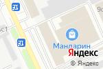 Схема проезда до компании ДезЛайн в Москве