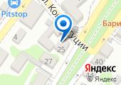 Новороссийский центр поисковых работ на карте