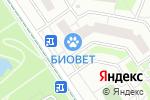 Схема проезда до компании International Communication в Москве