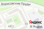 Схема проезда до компании Aeon в Москве