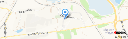 Стройвтех на карте Старого Оскола