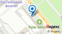 Компания RED на карте