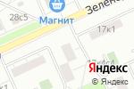 Схема проезда до компании Запад-2 в Москве
