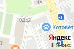 Схема проезда до компании Административно-техническая инспекция Восточного административного округа в Москве