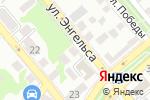 Схема проезда до компании Хмельнофф в Новороссийске