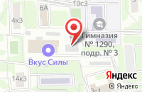 Схема проезда до компании А2 плюс в Москве