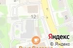 Схема проезда до компании Домодедовский хлебозавод в Домодедово