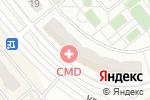 Схема проезда до компании Магазин эко-продуктов в Домодедово