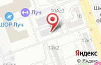 Схема проезда до компании СНТ-Фарм в Москве
