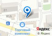 Оздоровительный центр шейпинга на карте