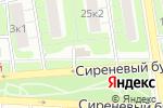 Схема проезда до компании Hoobeer Lounge в Москве