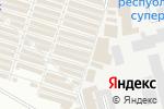 Схема проезда до компании Zibi в Донецке