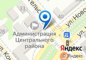 Территориальная избирательная комиссия Центральная, г. Новороссийска на карте