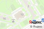 Схема проезда до компании На Цимлянской в Москве