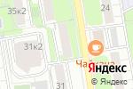 Схема проезда до компании Солнышко в Москве