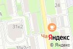 Схема проезда до компании Мясная лавка на Никитинской в Москве