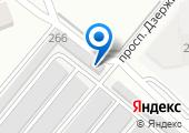 MEANVRSK.RU на карте