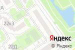 Схема проезда до компании МИАН в Москве