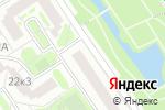 Схема проезда до компании Амадэус в Москве