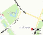 ул Новомарьинская 38