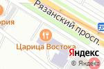 Схема проезда до компании Атлант в Москве