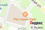 Схема проезда до компании Вита Театрале в Москве