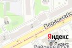 Схема проезда до компании Дс-Групп в Москве