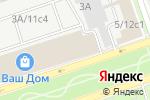 Схема проезда до компании Эрго-шкаф в Москве