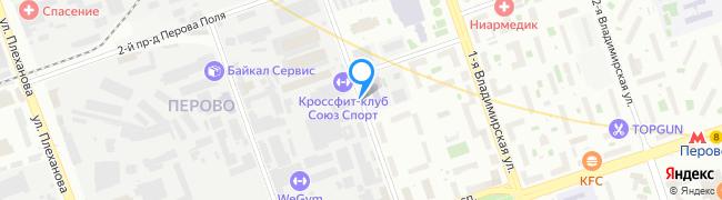 проезд Перова Поля 3-й