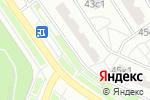 Схема проезда до компании Студия Перфект Стоун в Москве
