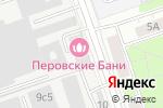 Схема проезда до компании LScreen в Москве