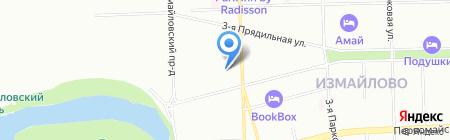 Мир компьютерной автоматизации встраиваемые компьютерные системы на карте Москвы