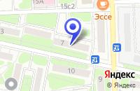 Схема проезда до компании МАГАЗИН ИНВАЛИДНАЯ ТЕХНИКА в Москве