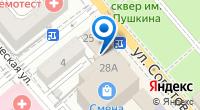 Компания Poolax на карте