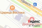 Схема проезда до компании ДЖИСИБО в Москве