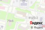 Схема проезда до компании Конкордия в Москве